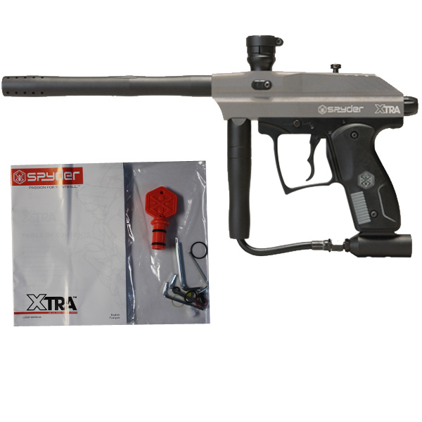 Spyder xtra paintball gun