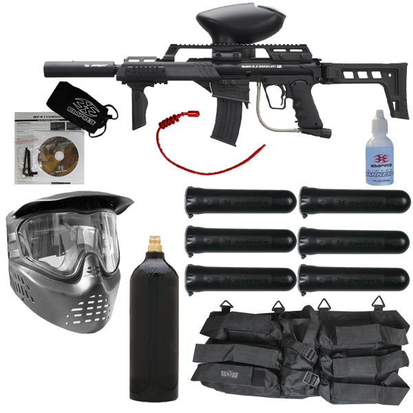 Empire BT Paintball Gun Packages