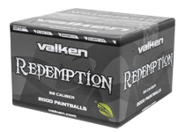 Valken Redemption Paintballs