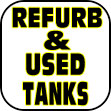 Refurbished & Used Paintball Tanks