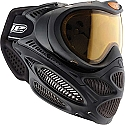 Dye I3 Invision Pro Paintball Goggles Black