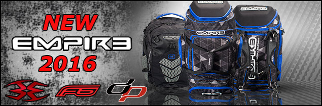 New 2016 Empire Gear bags