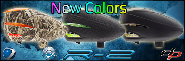 Dye Rotor 2 Loader in new colors