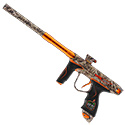 Dye M2 Paintball Marker - Backwoods Hunter