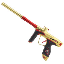 Dye DM15 Paintball Gun Gold/Red