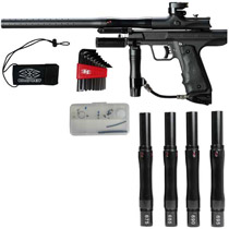 Empire Resurrection Autococker Paintball Gun Black Dust *Demo*
