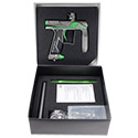 Empire Axe Pro Paintball Gun Dust Grey/Polished Green *Used*