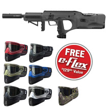 Empire BT DFender Paintball Marker Black w/ FREE E-Flex