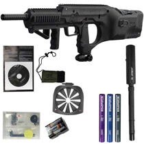 Empire BT DFender Paintball Marker Black DEMO