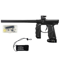 Empire Mini GS Paintball Gun Black Dust *Demo*