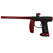 Empire Axe Paintball Marker Black Red