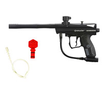 Kingman Spyder Aggressor Paintball Gun Black Refurbished