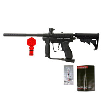 Spyder MR100 Pro Refurbished Paintball Marker Black