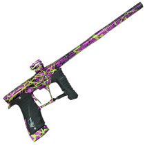 Planet Eclipse Geo 3.5 LE Paintball Gun Riddle Splash