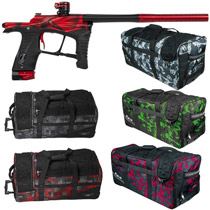 Planet Eclipse Ego LV1 Paintball Gun Distortion Fire w/ Classic Gear Bag