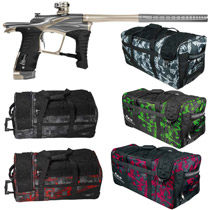 Planet Eclipse Ego LV1 Paintball Gun Spekta2 w/ Classic Gear Bag