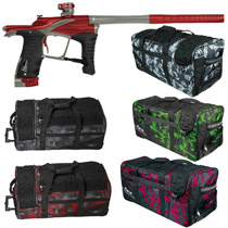 Planet Eclipse Ego LV1 Paintball Gun Ashes3 w/ Classic Gear Bag