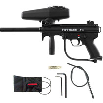 Tippmann A-5 Response Trigger Paintball Marker W/ Selector Switch