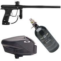 Planet Eclipse Etha Paintball Marker Package - Black