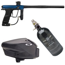 Planet Eclipse Etha Paintball Marker Package - Blue