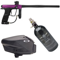 Planet Eclipse Etha Paintball Marker Package - Purple