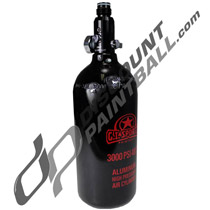 GI Sportz 48 ci 3000 psi Aluminum Compressed Air Paintball Tank - 09/12 Hydro Date