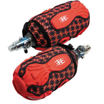 Empire 09 Bottle Glove SN 45ci - Red