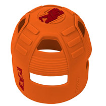 Planet Eclipse Tank Grip by Exalt Orange Red