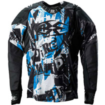 Empire 2013 Contact LTD THT Paintball Jersey Ransom Blue