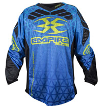 Empire 2016 Prevail F6 Paintball Jersey Blue