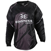 Empire 2015 Prevail F5 Paintball Jersey Black Youth