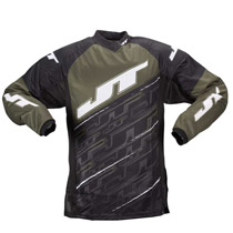 JT Tournament Paintball Jersey Olive