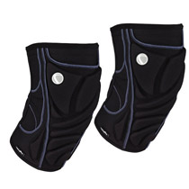 Dye 2010 Performance Paintball Knee Pads Black - XLarge
