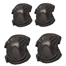 GXG Tactical Knee and Elbow Pad Set