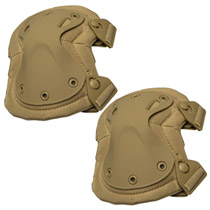 Valken Tactical Knee Pads Desert Tan