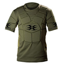 Empire Paintball Chest Protector Olive LG/XL
