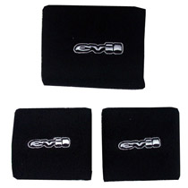 Evil Sweatband 3 Piece Set - Black