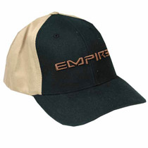Empire Fitted Hat Black/Tan L/XL