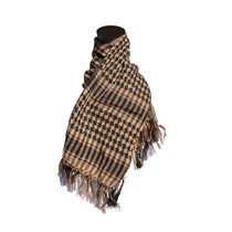 GXG Special Forces Head Wrap Checkers Tan