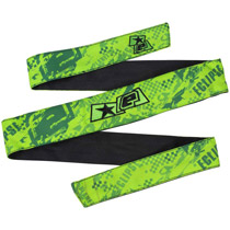 Planet Eclipse Fracture Headband Lime