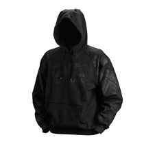 Dye 2010 Spun Hooded Paintball Sweatshirt Black