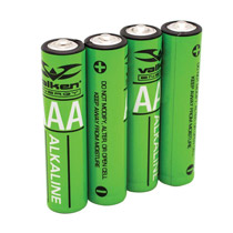 Valken Energy AAA Alkaline Battery 4 Pack