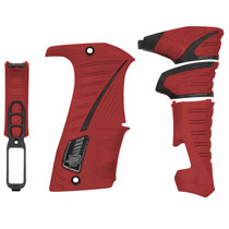 Planet Eclipse LV1/Geo3.1 Grip Kit Red