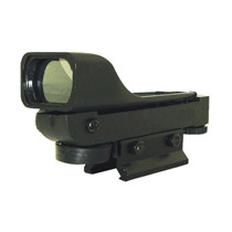 NcSTAR Paintball Red Dot Sight Weaver Mount DP