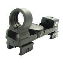 NcStar Red Dot Sight 1X25 Compact Weaver DAB