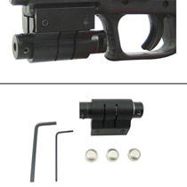 NcStar Paintball Laser Sight Weaver Mount ACPRLS