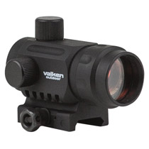 Valken Tactical Optics Mini Red Dot Sight RDA20 Black