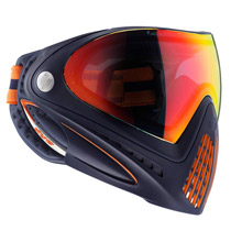 Dye I4 Thermal Paintball Goggles 2016 Orange Crush