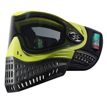 Empire E-Flex Thermal Paintball Mask LE Black Green