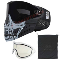 Empire E-Flex Thermal Paintball Mask LE Skull